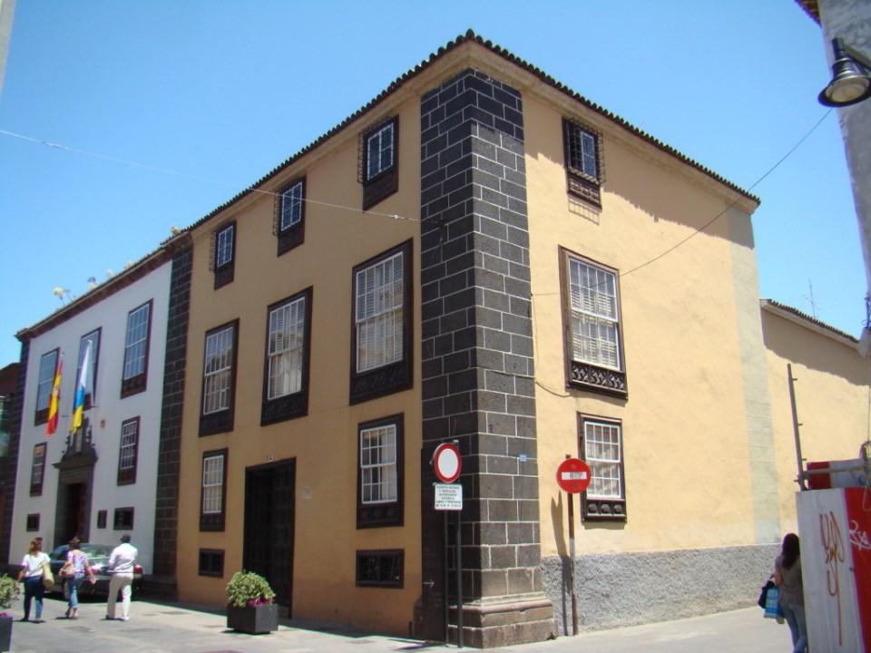 Casa Montañes Consejo Consultivo de Canarias San Cristobal de La Laguna Isla de Tenerife Patrimonio de la Humanidad 20