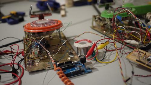 Rotary Phone Hacking