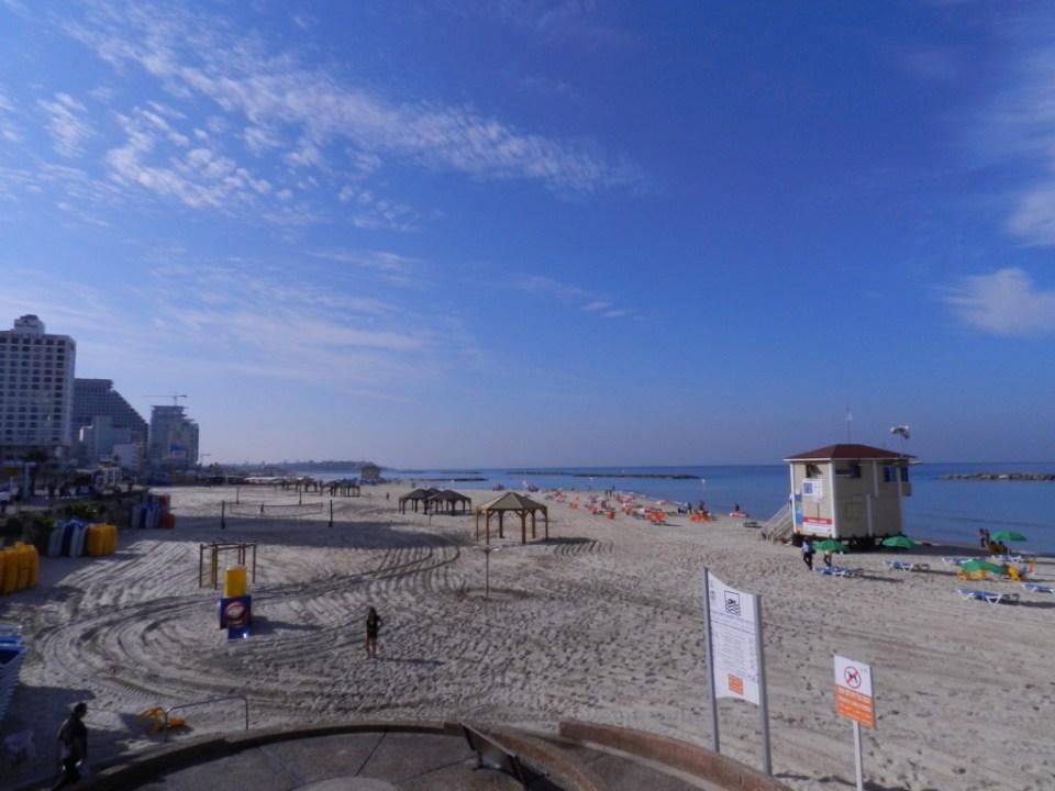 Playa de Tel Avid Israel 03