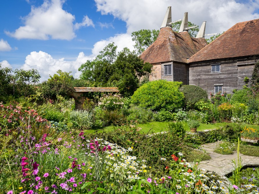 Great Dixter Garden and Oast House