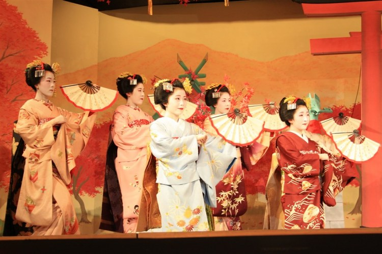Gion Odori 2011
