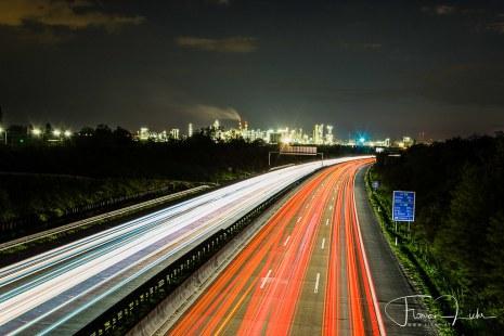 Lighttrails OMV
