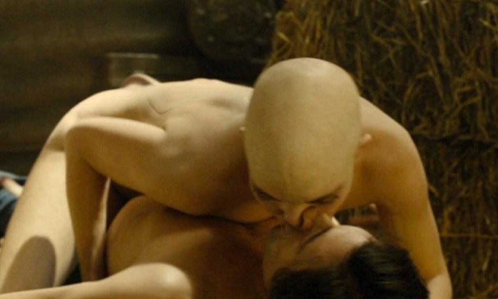 Adrien Brody, Delphine Chanéac: