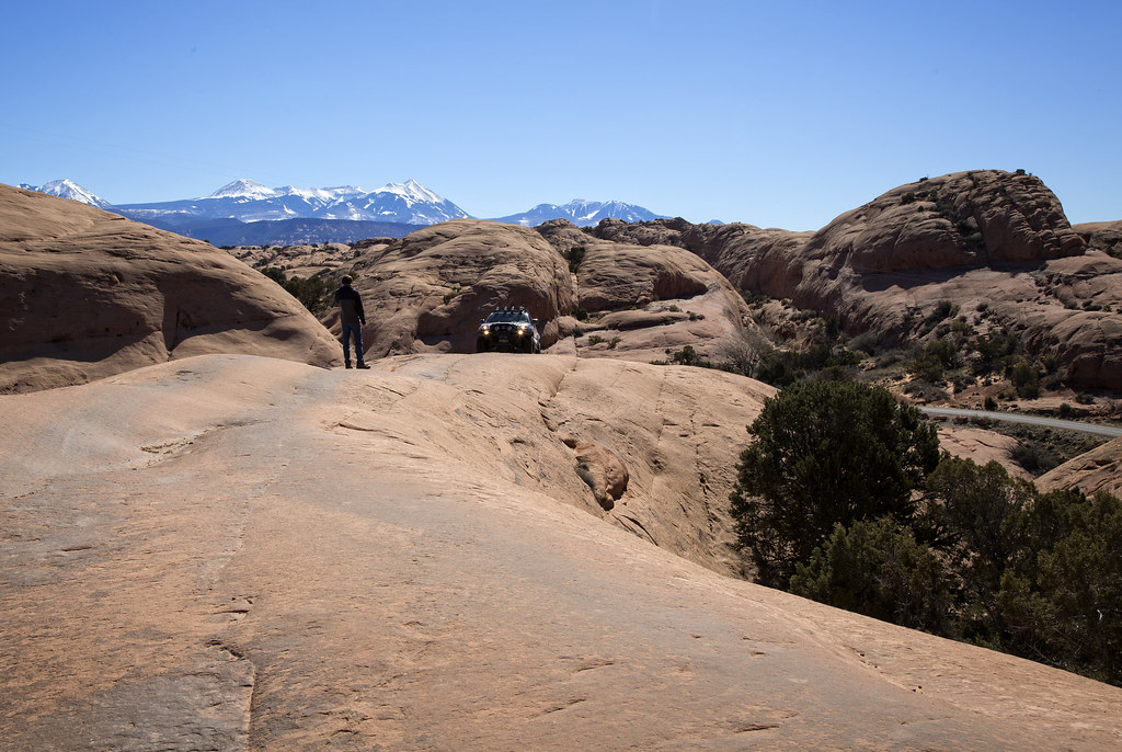Baby Lion's Back - Moab
