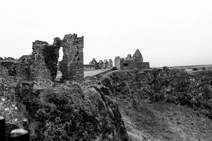 Dunluce Castle Juego de Tronos