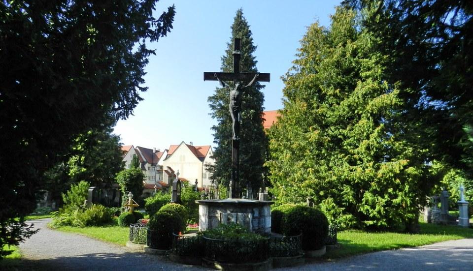 Cementerio de Füssen Baviera Alemania 05