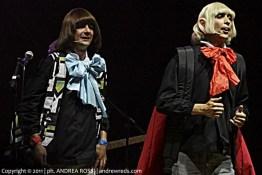 I Soliti Idioti on Tour 2011
