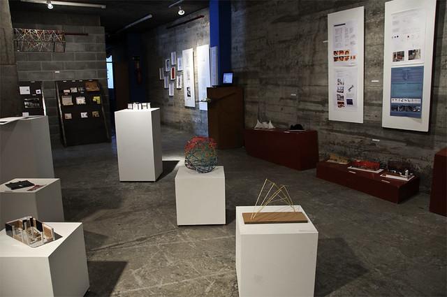 Colectiva´12: exposición conxunta do alumnado dos Ciclos Superiores de Gráfica Publicitaria e Proxectos e Dirección de Obras de Decoración