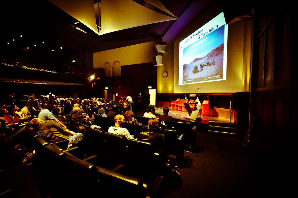 'Janapar' Private Screening at the Royal Geographical Society, London