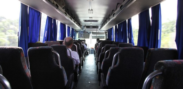 Bus to Chetumal