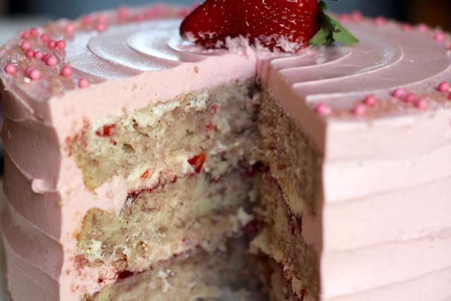 Strawberry Supreme Cake - 59