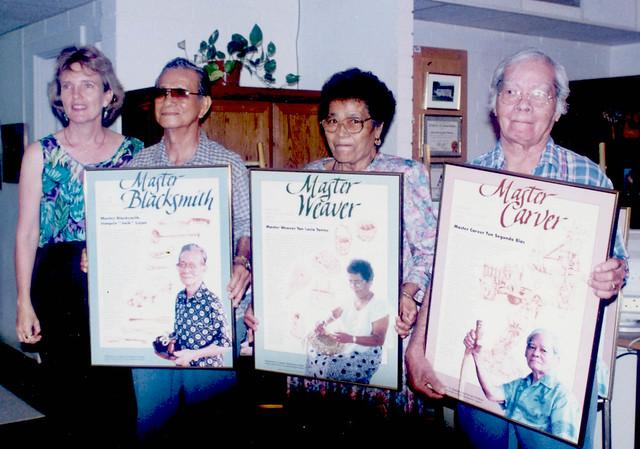 Chamorro Craft Masters, 1995