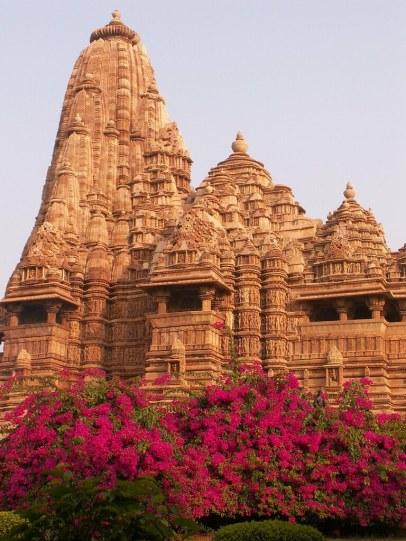 Khajuraho's temples III