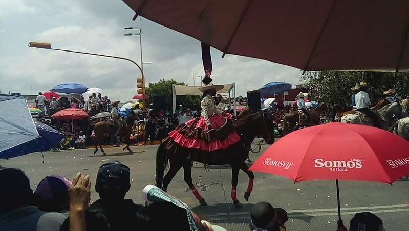 Cinco de Mayo in Puebla