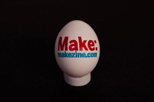 Make Magazine Egg