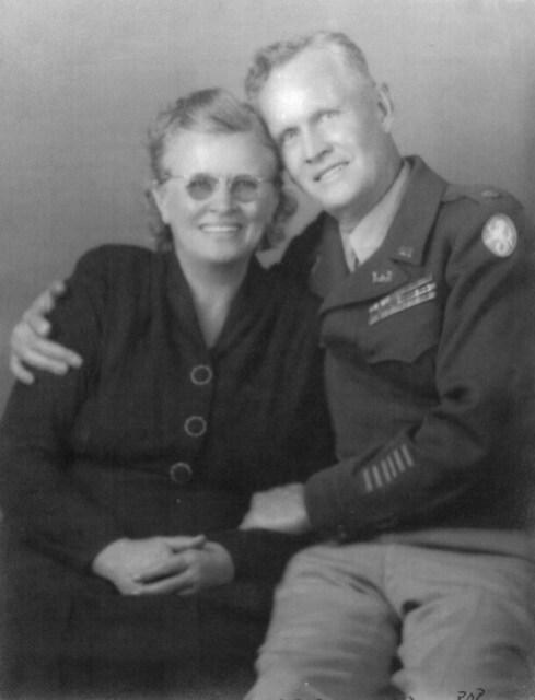 Gertrude and Hans Hornbostel