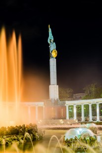 Hochstrahlbrunnen Wien