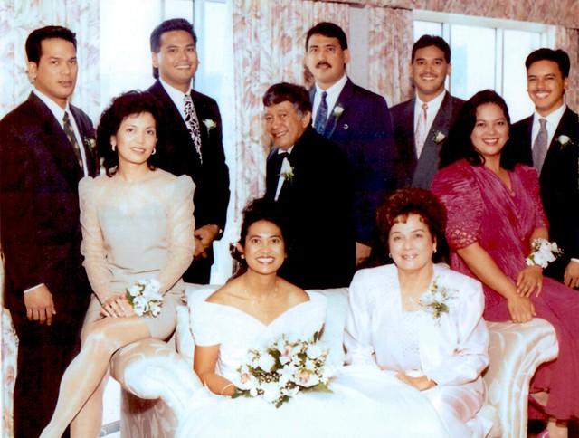 Perez - Arriola Family