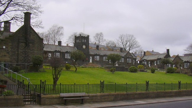 """""""Hartley Homes"""" (Almshouses) Keighley Road, Colne, Lancashire BB8 7HG"""