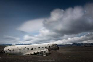 DC-3 Wrack - Iceland
