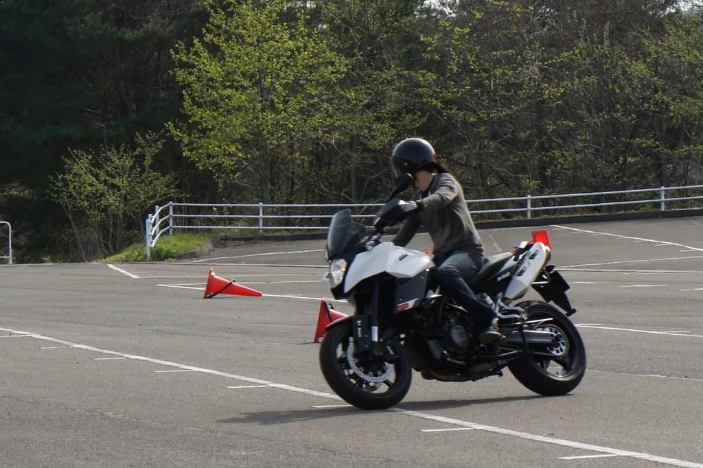 KTM 990 SMT Test Ride