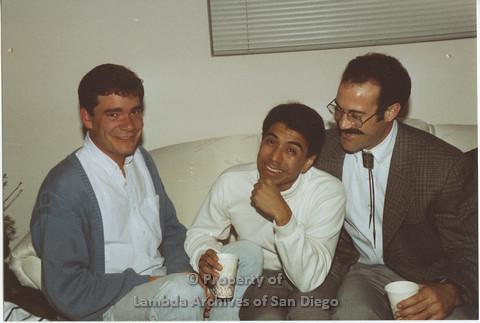 P001.030m.r X-mas 1990: 3 men laughing