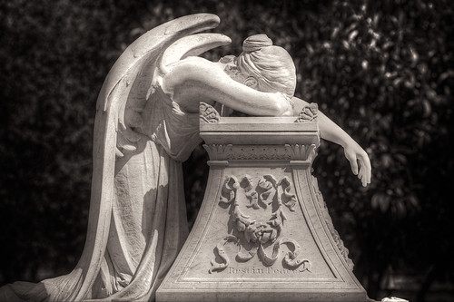 Angel of Grief - Stanford University - 2012