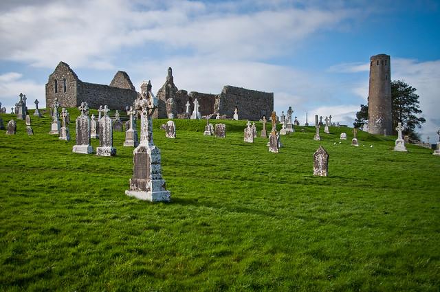 Clonmacnoise-irlanda