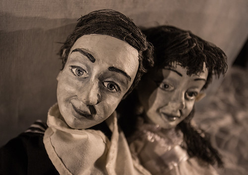 Henri Chiouami et Jeanne