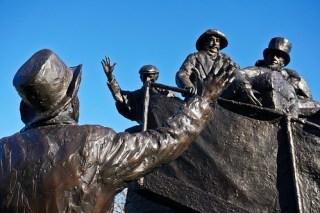 Irish Memorial at Penns Landing