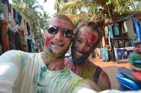 Happy Holi (Goa, India 2014)