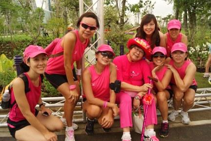Singapore Garden Run 2012