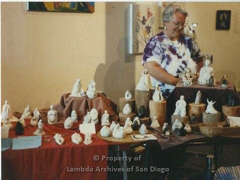 Lesbian Community Cultural Arts (LCCA), Cultural Weekends Centro Cultural de la Raza :  Ila Suzanne