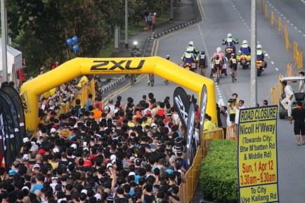 2XU Compression Run 2012