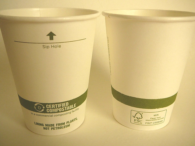 WORLD CENTRIC CERTIFIED COMPOSTABLE Sip Hole