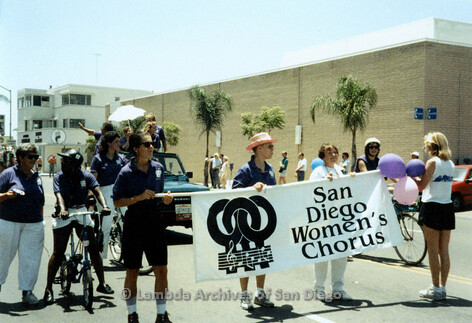 San Diego LGBTQ Pride Parade, 1992