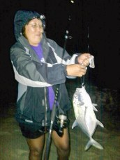Night fishings so cool!