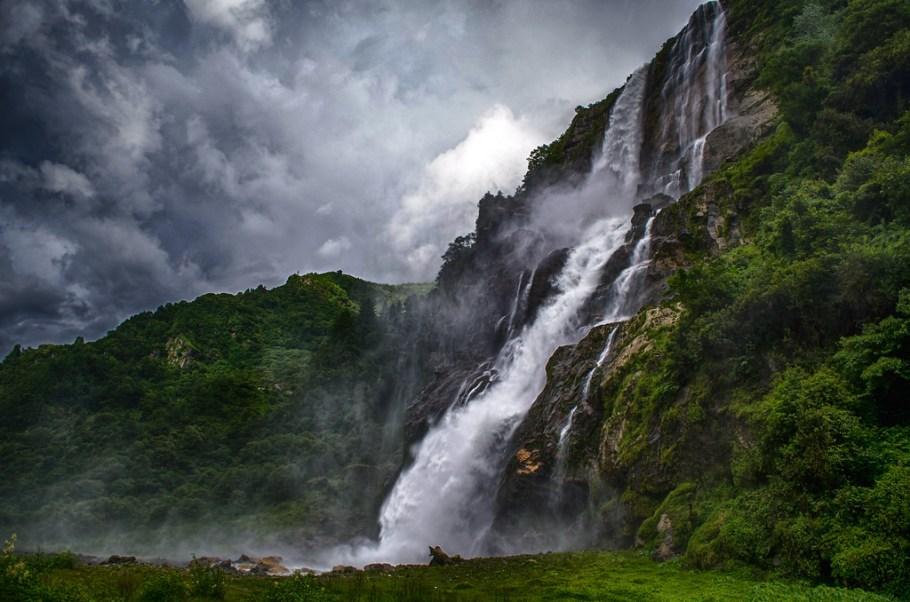 Best waterfalls Destinations in India