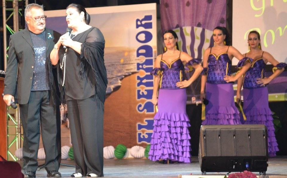 Acto del Madrinazgo de CHARO REINA de la Feria de Abiril de Las Palmas de Gran Canaria DSC_0274