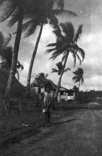 Guamanian Girl, 1946