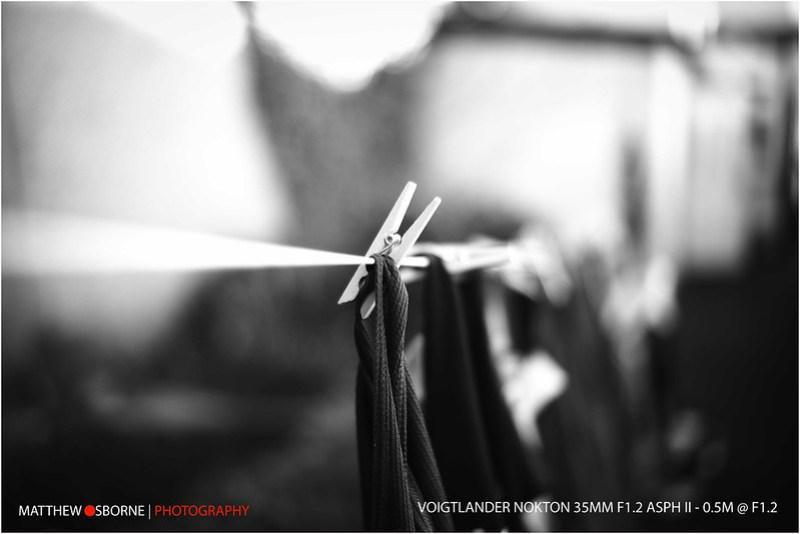 Peg Bokeh Test! Voigtlander Nokton 35mm f1.2 ASPH ii