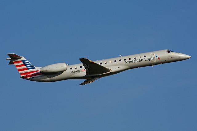 N664MS (Envoy Air)