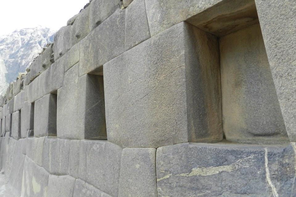 Templo de las Diez Ventanas Sitio Arqueológico de Ollantaytambo Perú 13