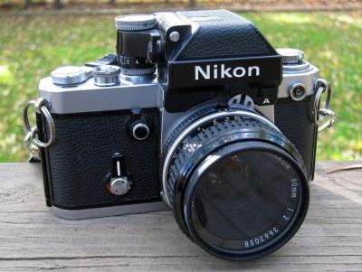 Nikon F2