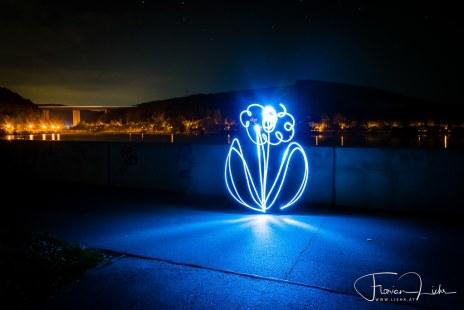 Lightpainting in Purkersdorf