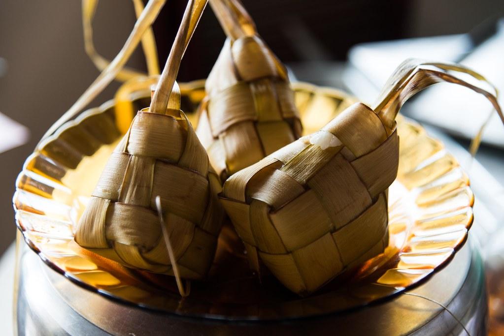 Ketupat Lebaran Selamat Berlebaran I Cooked This Spe Flickr