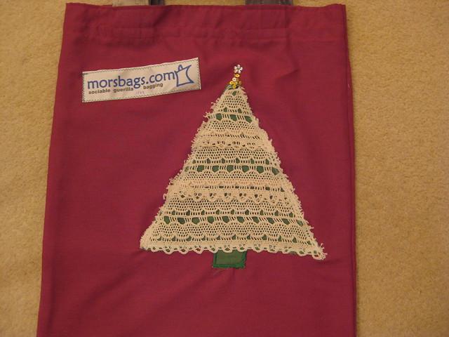 Christmas 2013 morsbag