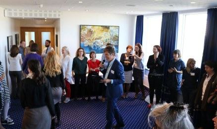 PROMISE Exchange Meeting, Reykjavik 14-17th June 2016