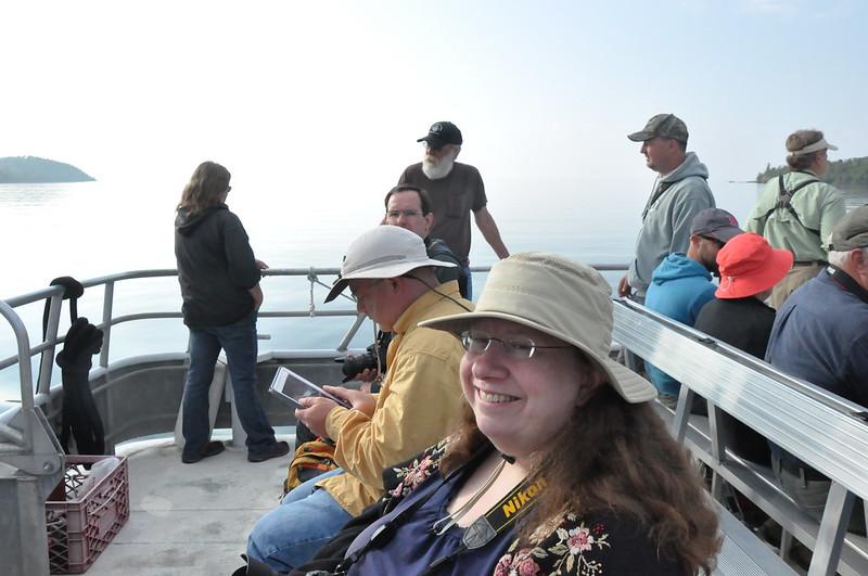Isle Royale ferry
