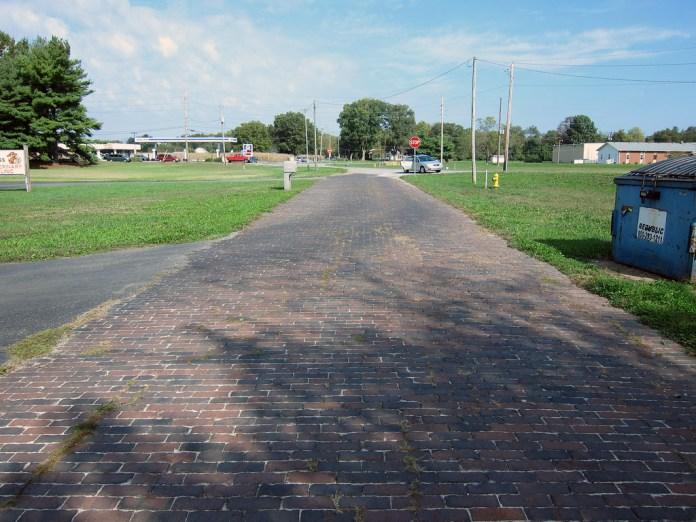 Brick old SR 46